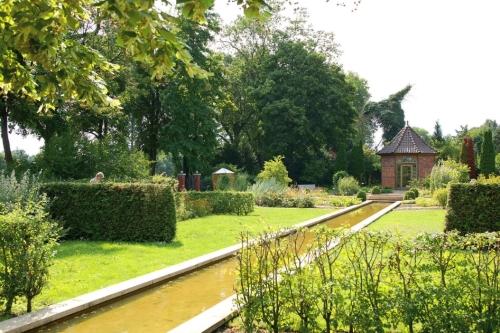 Der Heilpflanzengarten in Celle - entdecken Sie ihn mit FloraFarm Ginseng.