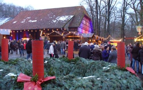 Bockhorner Weihnachtsmarkt bei FloraFarm Ginseng